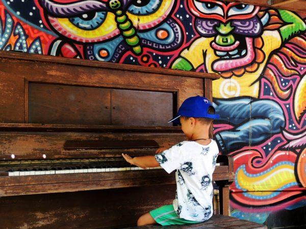 楽しいピアノ人生を